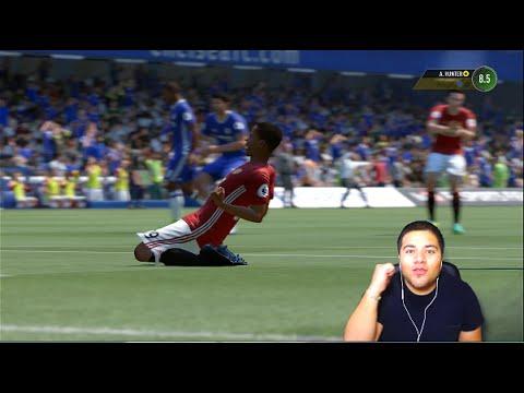REACCION AL FIFA 17 DEMO!!!