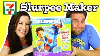 7 Eleven Slurpee Maker Review