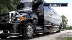 Onyx Limousine Houston Limousine Bus