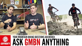 Can I Prevent Arm Pump On Long Descents? | Ask GMBN Anything About Mountain Biking thumbnail