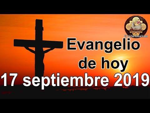 Evangelio del día Martes 17 de Septiembre de 2019 Dios ha visitado a su pueblo