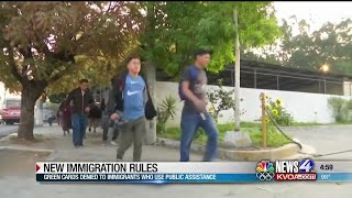 New immigration rules