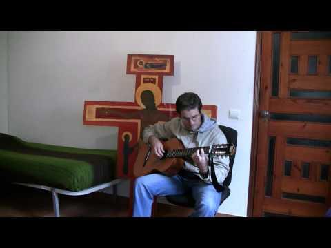 Chords for Taizé - El alma que anda en amor (instrumental)
