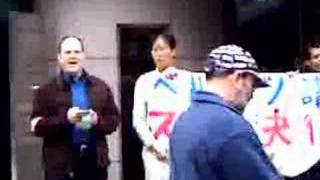 Berlitz Ad (Japanese lesson) Industrial Action Phraseology 2