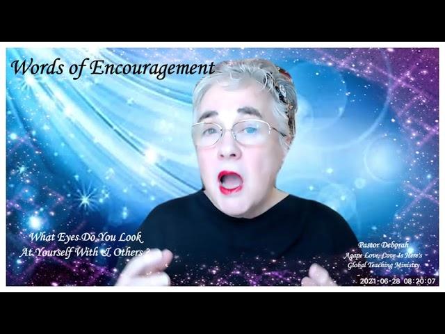 Zoom studio - Words of Encouragement # 2