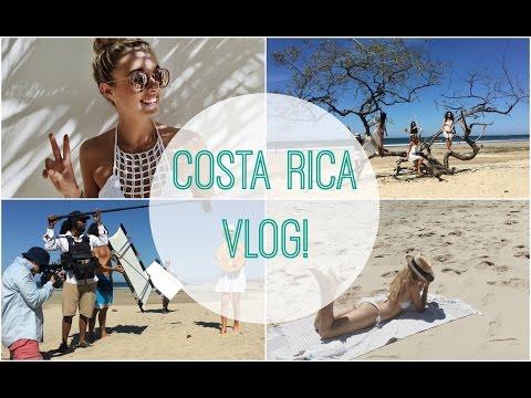 Becoming a Piz Buin Sun Ambassador in Costa Rica!  |  Fashion Mumblr Vlog