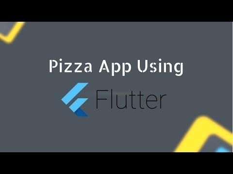 Pizza Ordering App with Flutter - Смотреть видео на live-kino ru