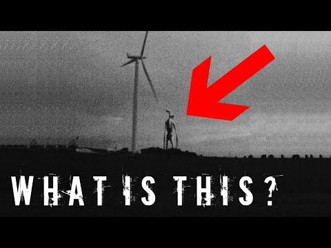 Investigating The Mysterious Siren Head Sightings Youtube