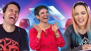 REACT Os maiores MICOS AO VIVO na TV Brasileira! PARTE 2