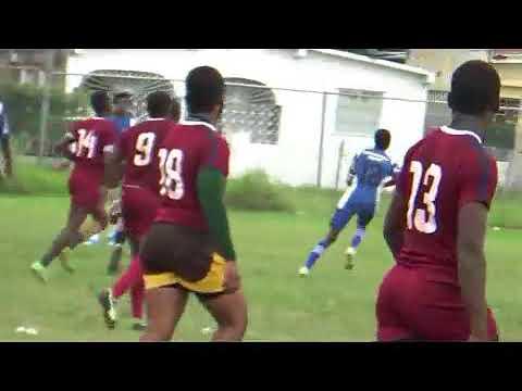 Jamaica Rugby League RedSharks B vs CMU Spartans , 2018