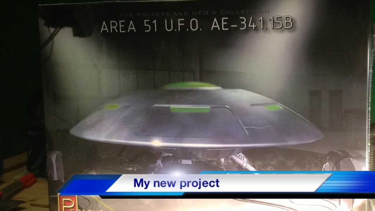 Custom pegasus area 51 ufo model build youtube for How to find a good builder in your area