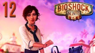 BioShock: Infinite [60FPS] прохождение на геймпаде часть 12 Догоняем Элизабет