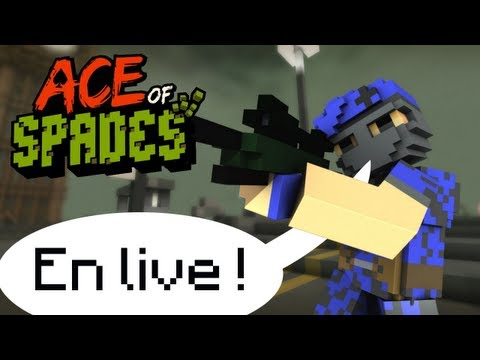 [Live] Ace of Spades | Plusieurs mode de jeu [FR]