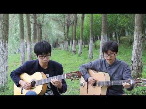 The Sound of Silence 寂静之声(Guitar Duo)