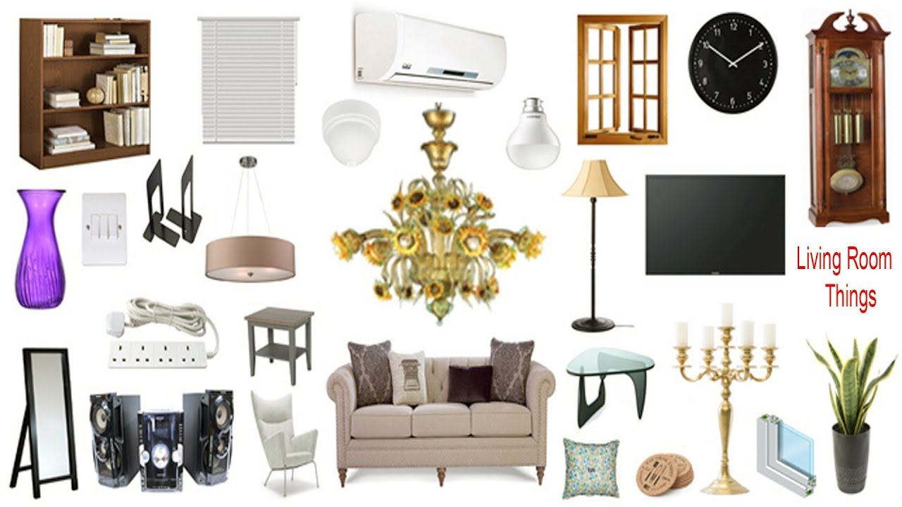 Charming Living Room Thing Names, Meaning U0026 Picture | Living Room Vocabulary |  Necessary Vocabulary Tutorial