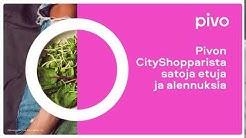 CityShoppari 2019: säästä rahaa sadoilla alennuksilla | Pivo