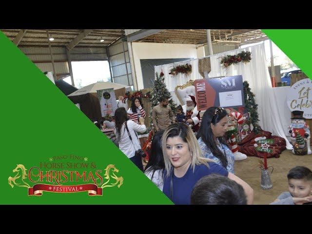 Christmas Festival y Show de Caballos de Paso Fino
