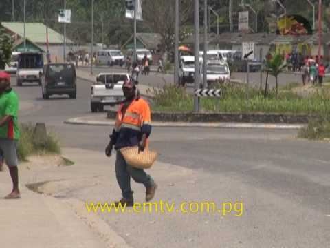 PNGDF Officers Detained for Being in...