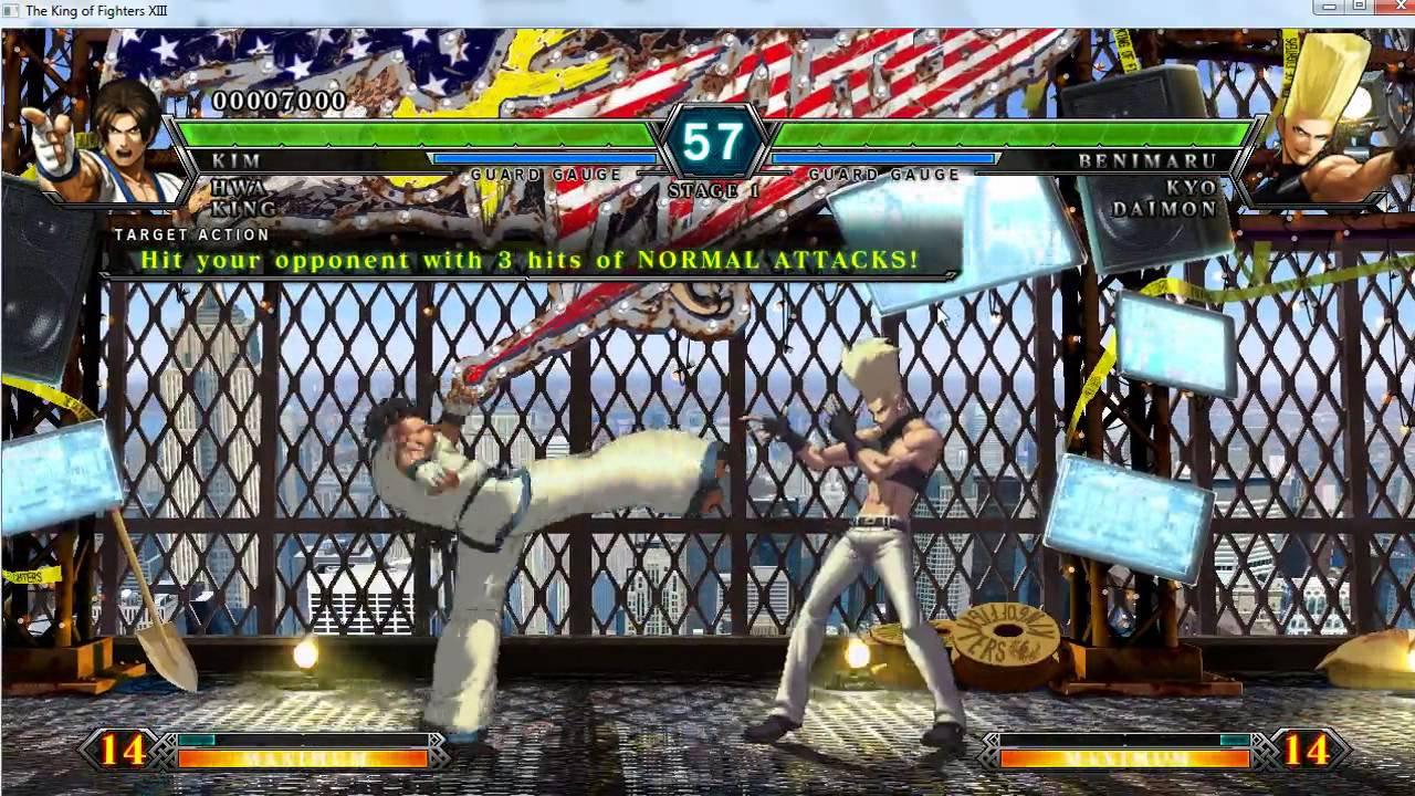 The King Of Fighters Xiii Trainer 8 V1 0 Youtube