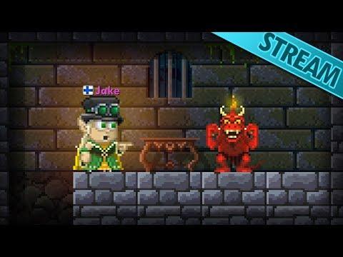 First glance at the Halloween update!! (PART 2) [Pixel Worlds Live Stream]