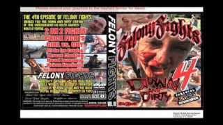 DR. ZODIAK - FELONY FIGHTS - BUCKET OF BLOOD