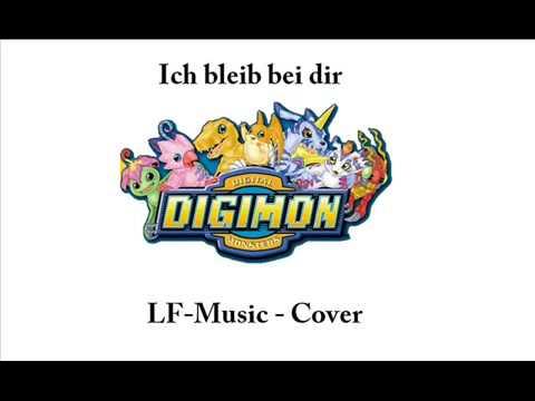 Digimon - Ich bleib bei dir [ LF-Music Acapella - Cover ].
