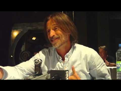 Stargate Universe - Season 2, Robert Carlyle Interview
