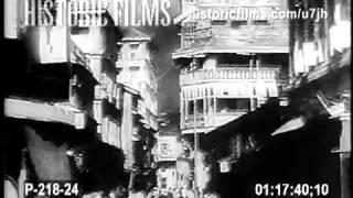 Bombay Dock Disaster World War II