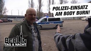 Berlin - Tag & Nacht - Polizeieinsatz beim Body Burn #1675 - RTL II