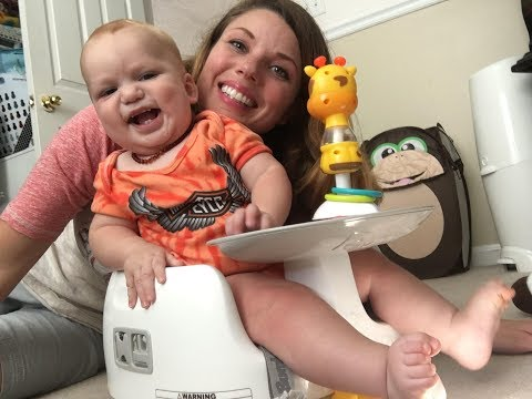 Bumbo Multi Seat  Product Review