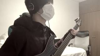 【Guitar Cover】Five Finger Death Punch - Top of the world 【Short Ver.】