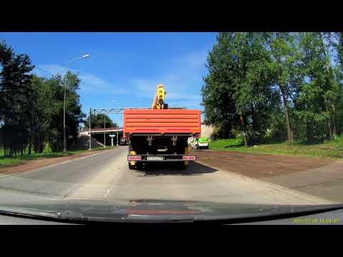 КАД Мурманское шоссе - Щеглово