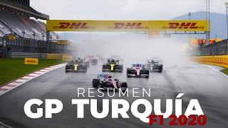 Resumen del GP de Turquía - F1 2020