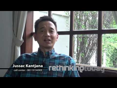 Rethinking 2day  - eps.Ubah pikiranmu -  Jussac Kantjana