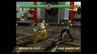 Mortal Kombat: Deadly Alliance PlayStation 2