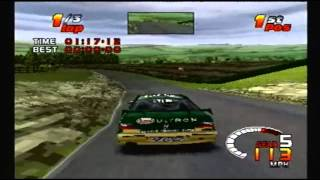 TOCA 2 Touring Car Challenge PS1: Kastl Bavaria