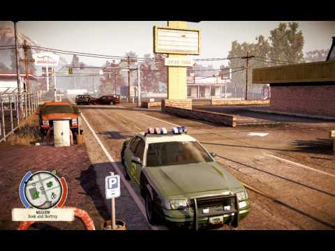 State Of Decay PC - Release Version Gameplay - 11th November 2013