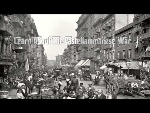 NYC Walking Tours -  Rise and Fall Of The Mafia Dinner Tour
