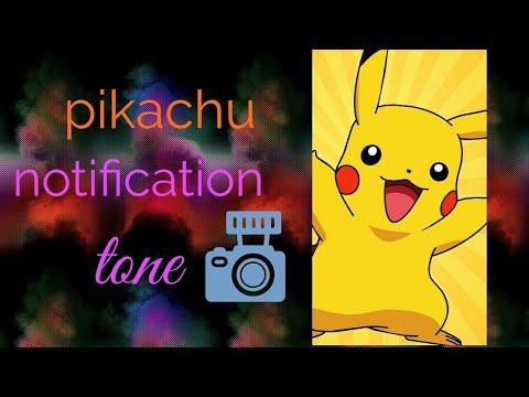 Pikachu Notification Message Tone Download Link In Description Rihan Mansoori Youtube