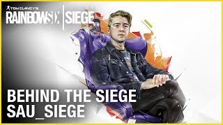"Rainbow Six Siege: Paddy ""Sau_Siege"" Hall  – Operators of Siege 