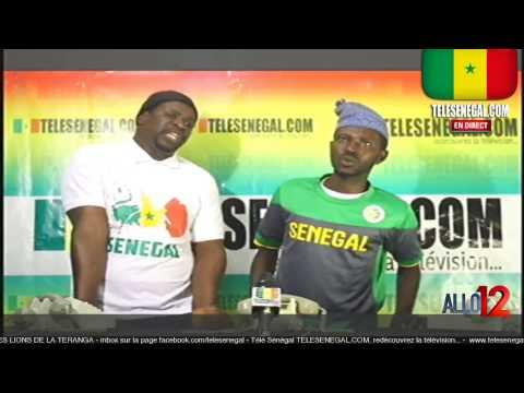 Allo 12 avec Pa Nice et Wadioubakh - Tele Senegal