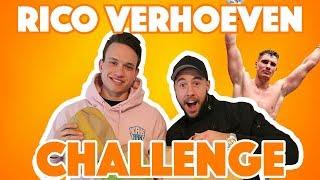 Rico Verhoeven Challenge | €50 bij McDonalds eten!