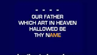 The Lord's Prayer ... (Chartbuster Karaoke)