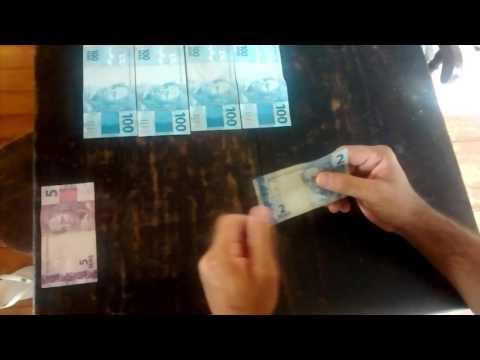 Fazendo nota de r$ 2 virar nota de r$ 100