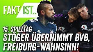 Fakt ist..! Stöger ersetzt Bosz & Köln-Drama gegen Freiburg! Bundesliga Rückblick 15. Spieltag 17/18