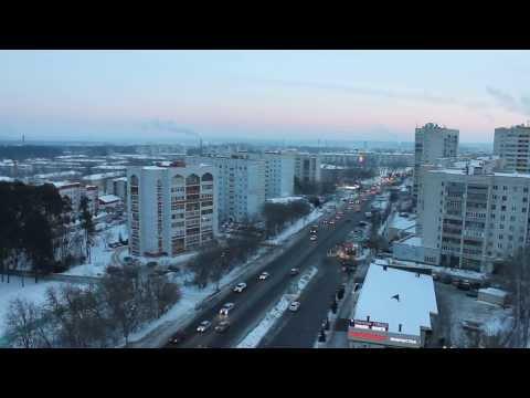 Дербышки с высотки на улице Мира  MVI 1645