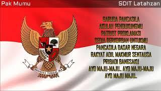 Instrumen Lagu Wajib Nasional - Garuda Pancasila  [Mars Pancasila]