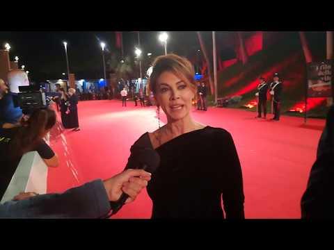 Elena Sofia Ricci sul red carpet