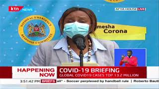 497 people test positive for COVID-19
