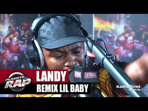 "[Exclu] Landy ""Remix Lil Baby"" (Emotionally Scared) #PlanèteRap"